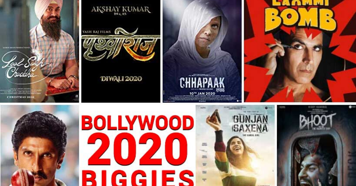 Bollywood movies 2020