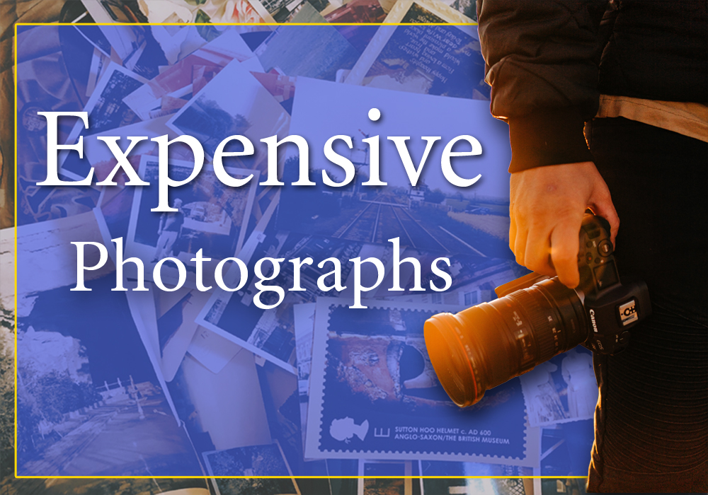 expensive photographs